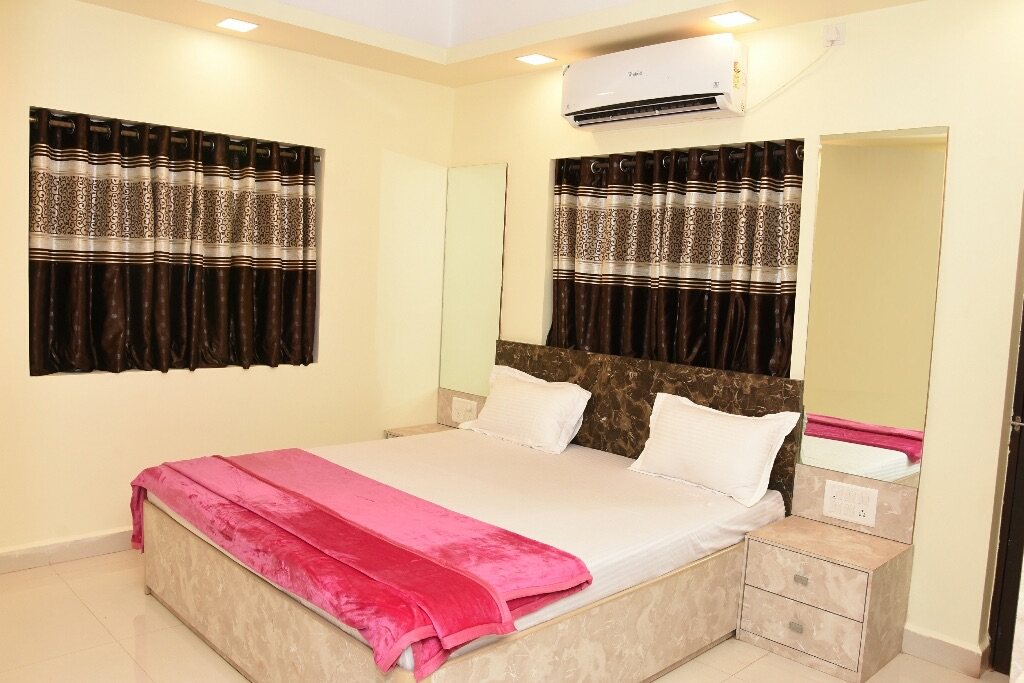 Bungalow on rent in goa