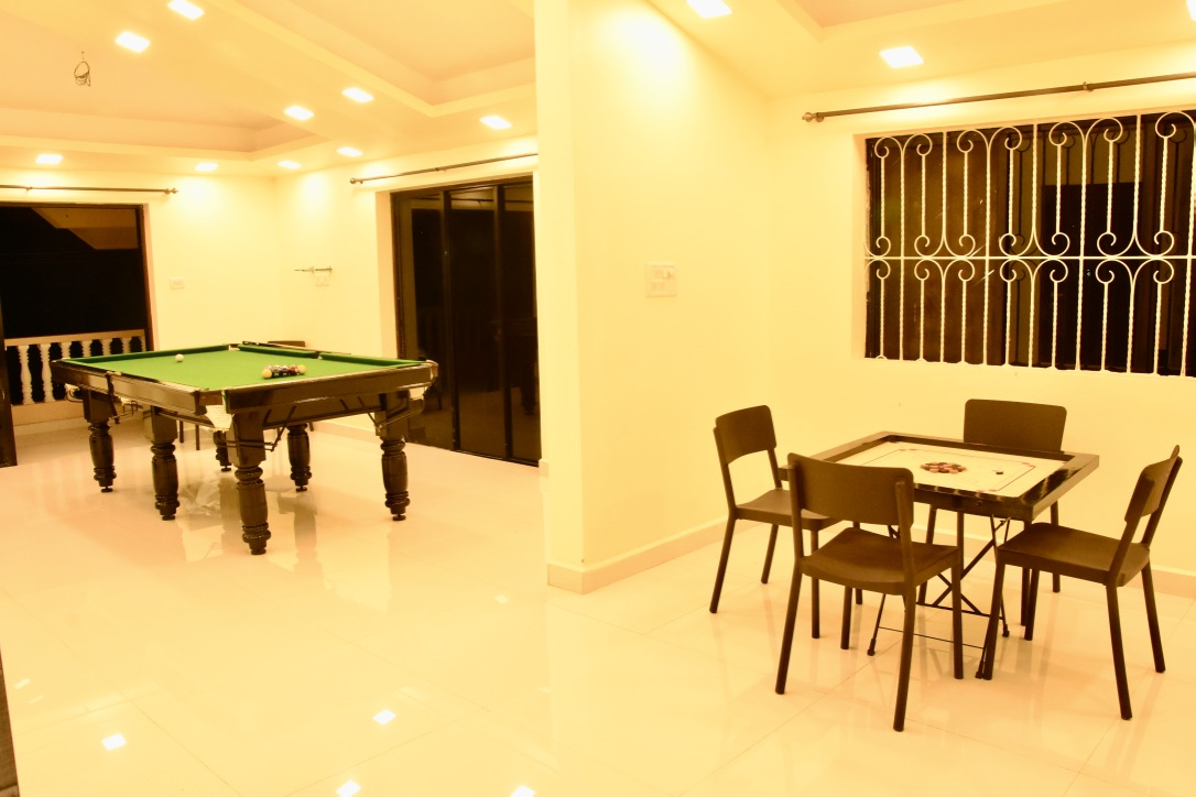 villa in goa on rent