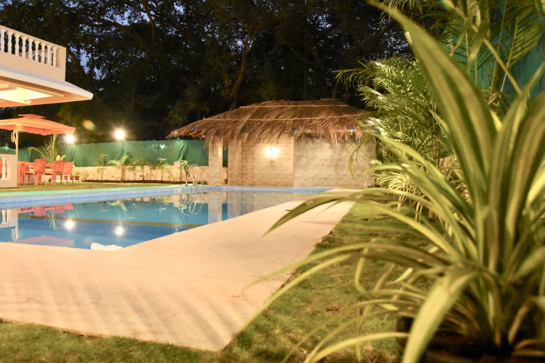 Goa villa booking