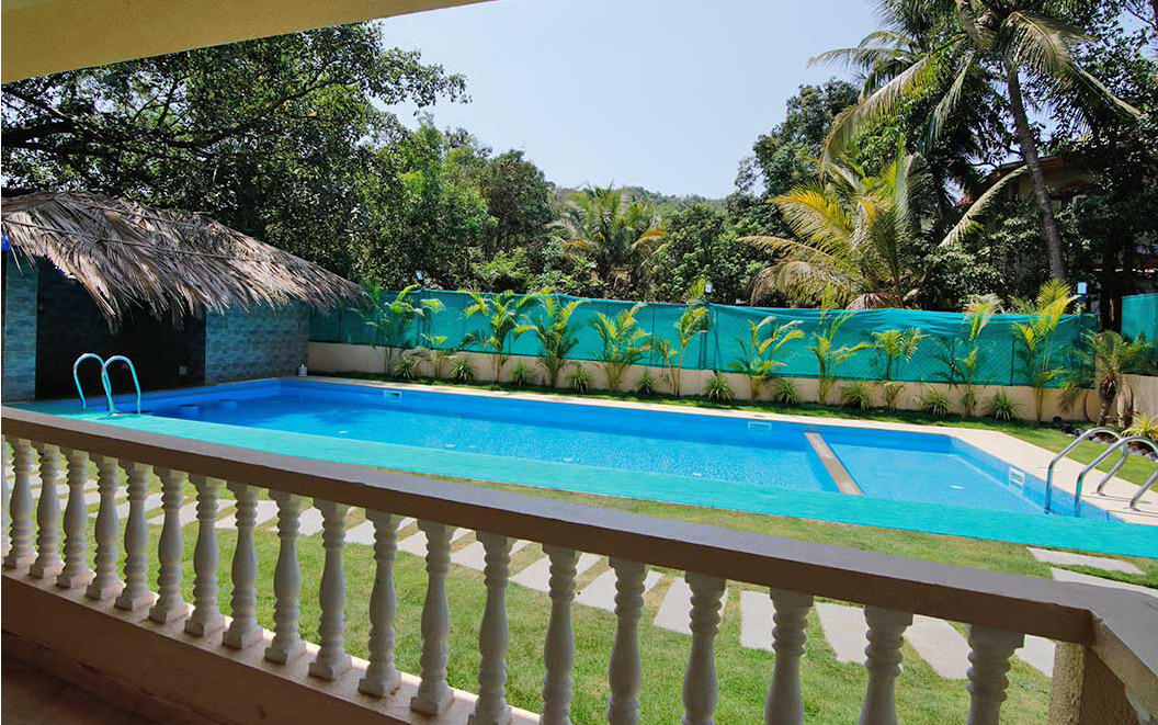 best luxury villas in goa