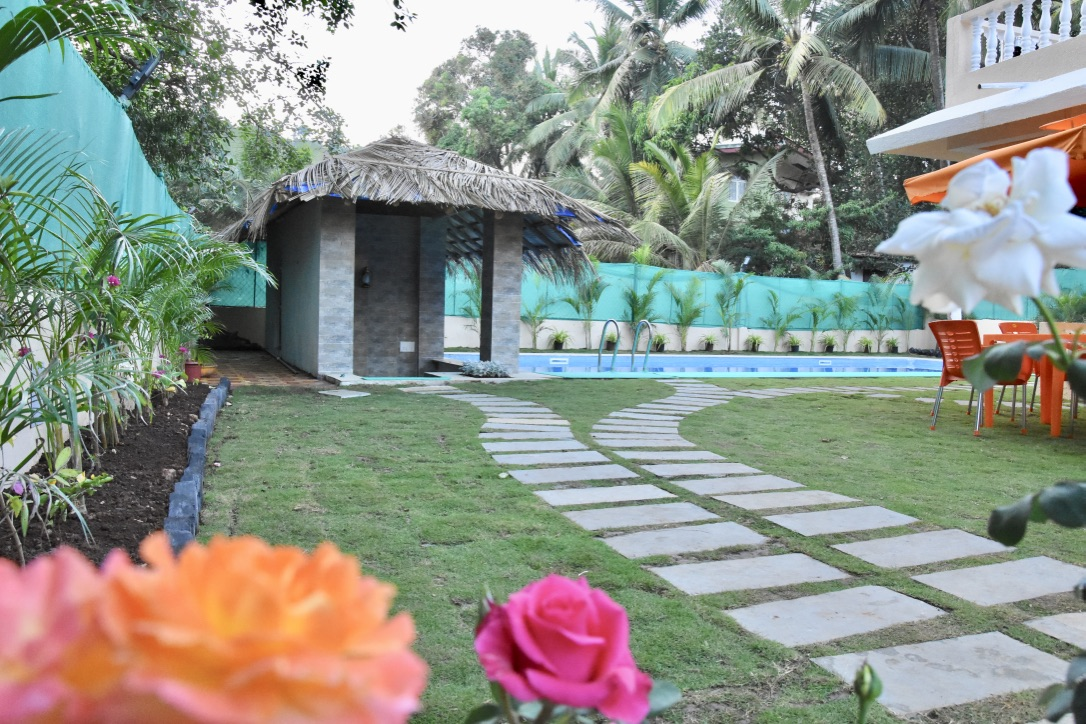 villa rental goa