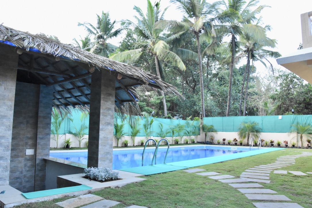 Budget villas in goa